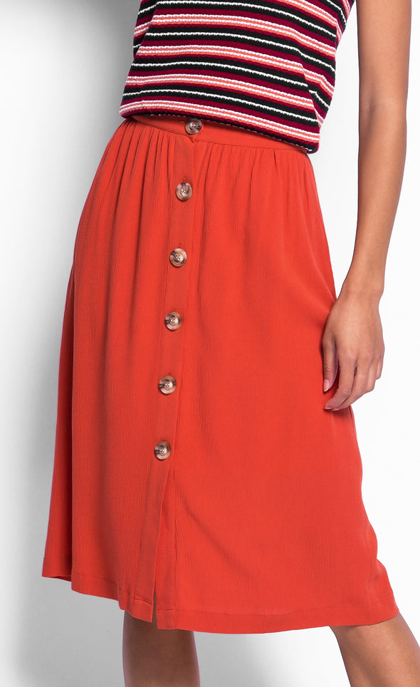 The Kara Skirt - Pink Martini Collection