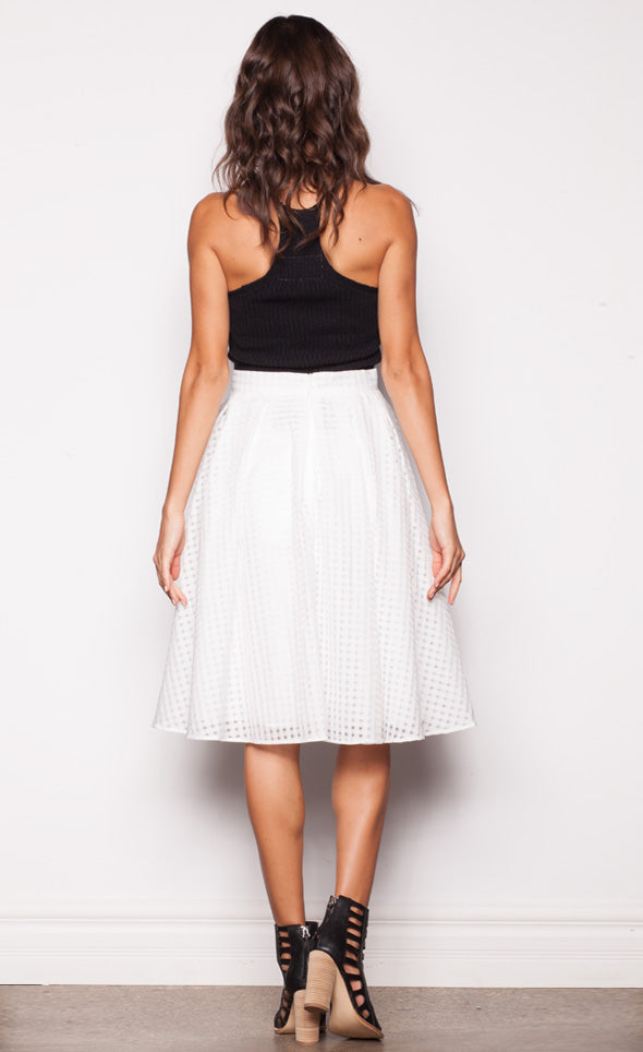 Spring Daydream Skirt - Pink Martini Collection