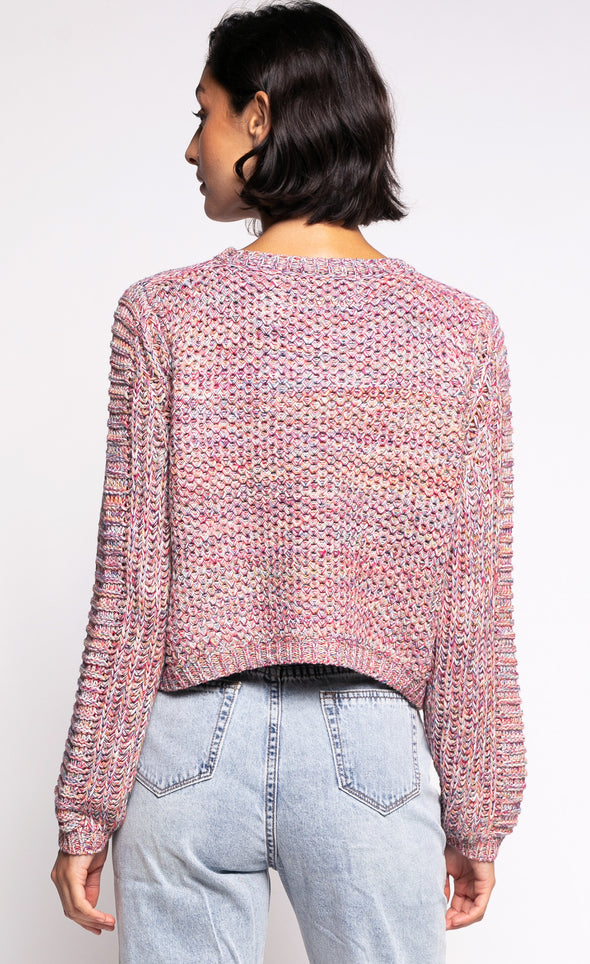 Cloud Nine Sweater - Pink Martini Collection