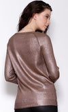Rose Gold Sweater - Pink Martini Collection