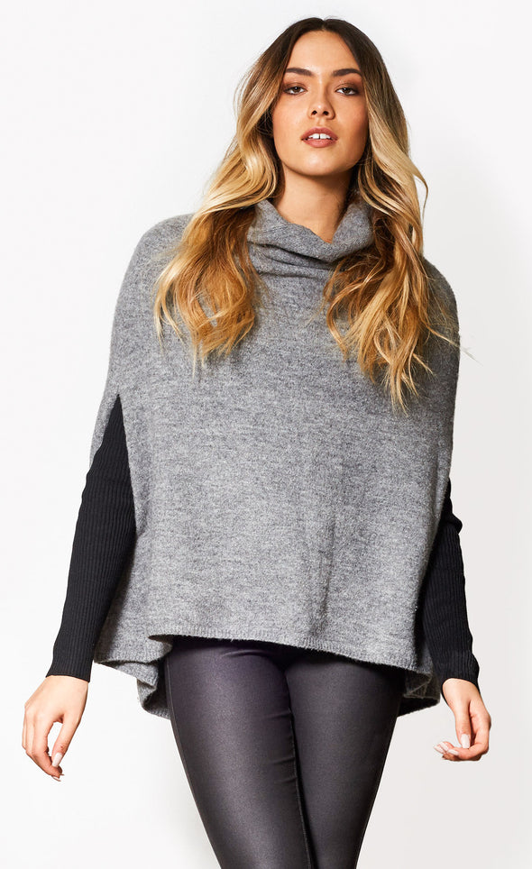 Take Cover Sweater - Pink Martini Collection