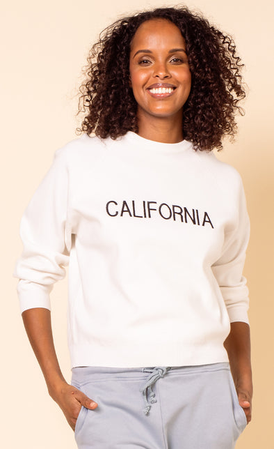 The Cali Sweatshirt - Pink Martini Collection