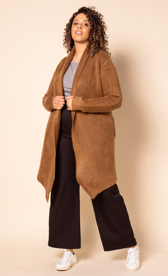 The Stockport Jacket Dark Brown - Pink Martini Collection