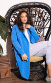The Stockport Jacket Blue - Pink Martini Collection