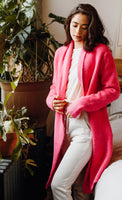 The Stockport Jacket Hot Pink
