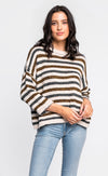 Just My Stripe Sweater - Pink Martini Collection