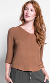 The Fae Sweater Top - Pink Martini Collection