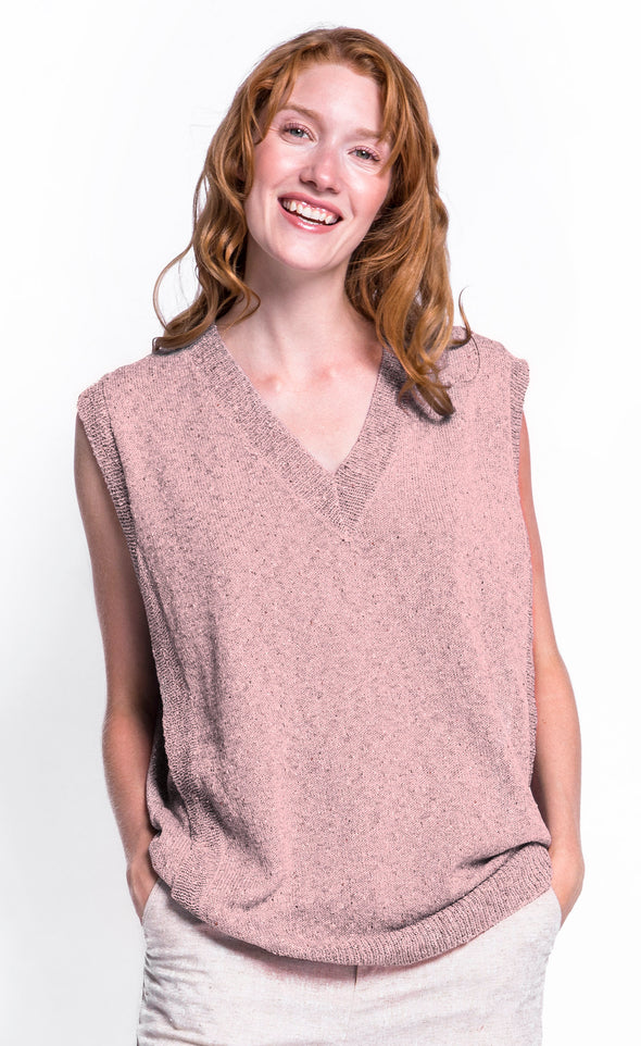 The Susana Sweater Top - Pink Martini Collection