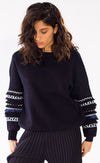 Bohemian Sweater - Pink Martini Collection