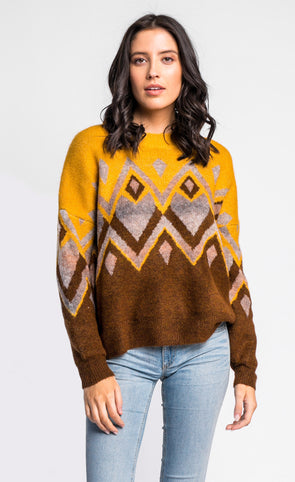 Pink Martini Collection - The Sienna Sweater