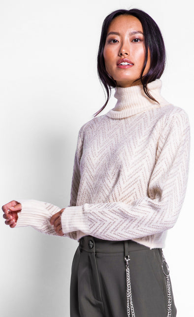 The Eve Sweater - Pink Martini Collection