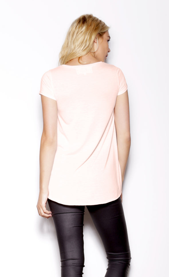 Basic Tee - Pink Martini Collection