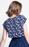 The Imogen Top - Pink Martini Collection