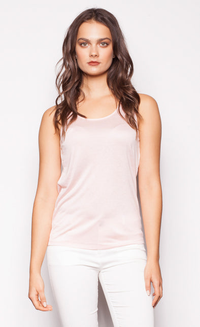 Pink Martini Collection - Petal-Soft Top Pink
