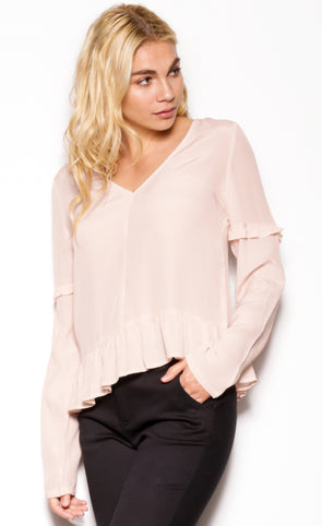 Liberty Village Top - Pink Martini Collection