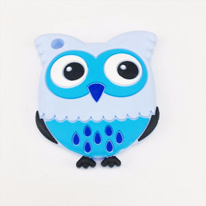 Silicone Owl Teethers - Chew On This SA