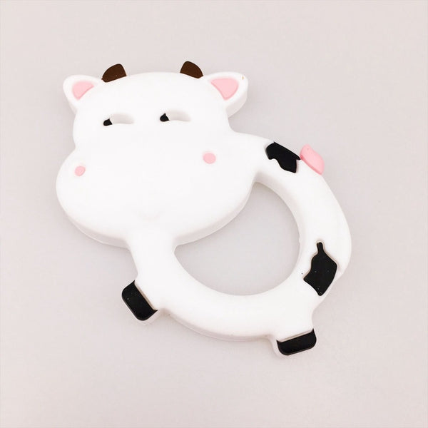 Mrs Moo Silicone Teether - Chew On This SA