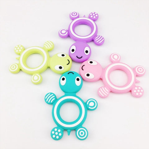 Silicone Tortoise Teethers - Chew On This SA