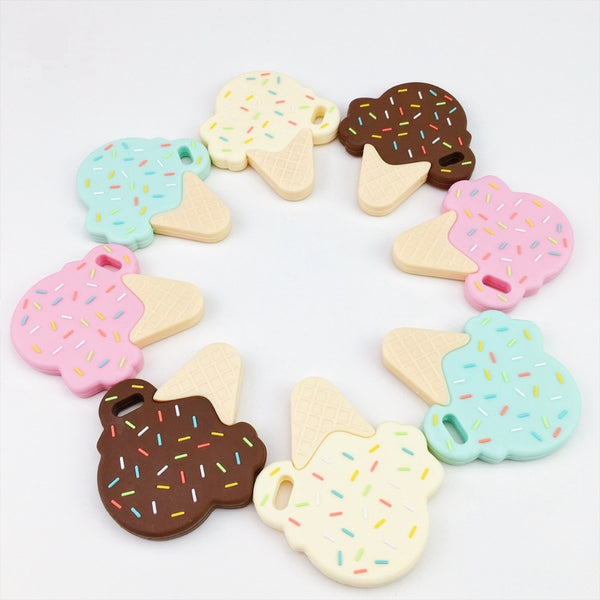 Silicone Ice-Cream Teethers - Chew On This SA