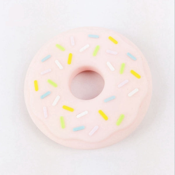Doughnut Silicone Teether - Chew On This SA