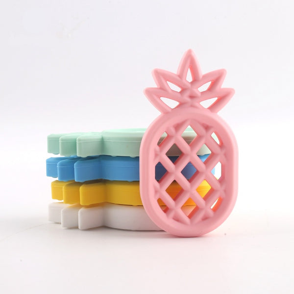 Pineapple Silicone Teether - Chew On This SA