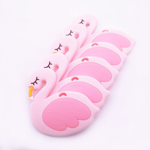 Swan Silicone Teether - Chew On This SA