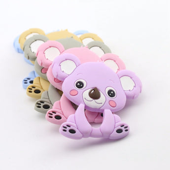 Silicone Koala Bear Teethers - Chew On This SA