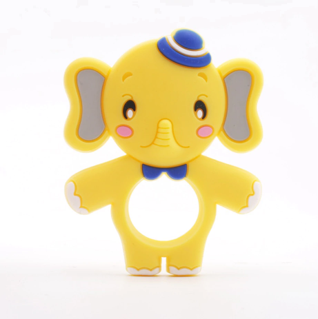 Elephant Silicone Teether - Chew On This SA