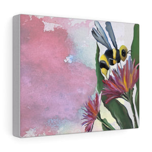 Bumblebee Canvas Gallery Wrap