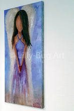 Angel - Original Fine Art Painting