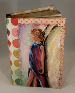 Angel.  Small Fine Art Book