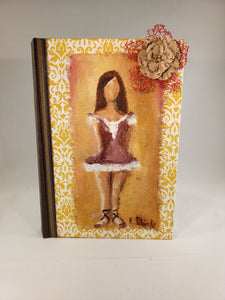 Ballerina Medium Fine Art Book