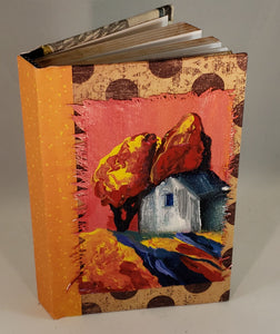 House.  Small Fine Art Book