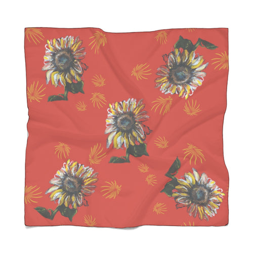 Scarf - Sunflower
