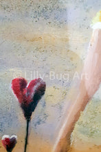 The Heart Collector - Original Fine Art