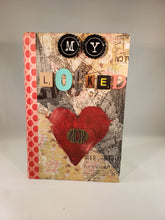 Locked Heart. Medium Fine Art Book