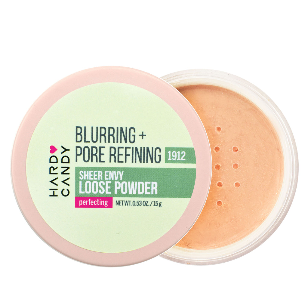Blurring and Pore Refining