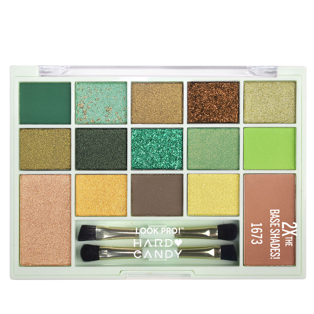 Smoke Out Hemp Eyeshadow Palette
