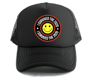 Happy Face Trucker Hat