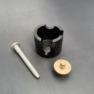 Mighty Armory SHORTY BULL Primer Pocket Swage Kit - Small Primer 223/556