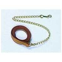 "Rope Lead Size: 30"", Color: Brown"