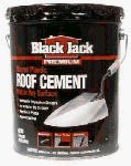 Black Jack 6230 All-Weather Roof Cement, 5-Gallon Pail