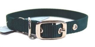 Single Thick Nylon Dog Collar