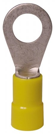 GB Gardner Bender 20-106 12-10 Gauge Yellow Ring Terminals 14 Count