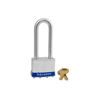 "Padlock 1-3/4""W Body, 2-1/2""H X 5/16"" Shackle - No. 1DLJ"