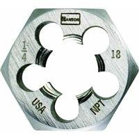 "Irwin 9328 1"" HCS Hex Machine Screw Die"