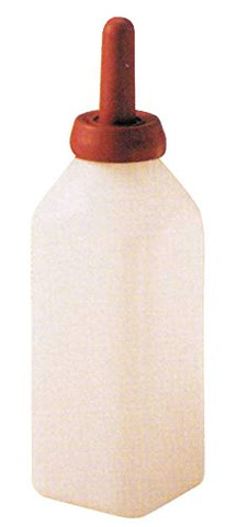 MANNA PRO-FARM 6 Suckle Bottle with Calf Nipple, 2 quart