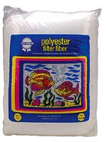 Blue Ribbon Pet Products ABLPLY14 Polyester Floss Bag Filter Media, 14-Ounce
