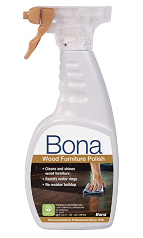 Bona WP650052001 Wood Furn Polsh 16Z