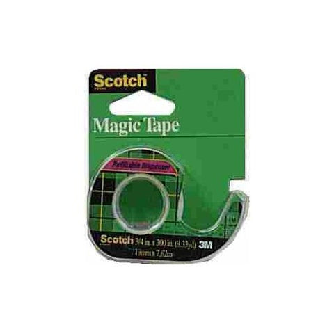 "3M 105 3/4"" x 300"" Scotch® MagicTM Tape"